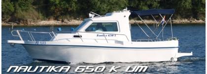 Nautika 650 K Unutarnji Motor