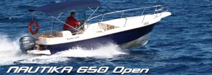 Nautika 650 Open