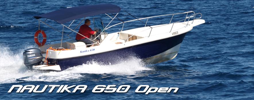 NAUTIKA 650K Open